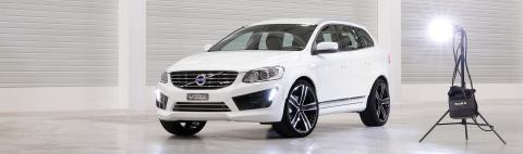 HEICO SPORTIV Volvo Tuning XC60 (156) Frontansicht, Banner