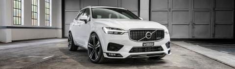 HEICO SPORTIV Volvo Tuning XC60 (246) Frontansicht, Banner