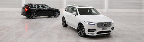 HEICO SPORTIV XC90 (256), black and white