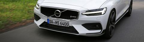 HEICO SPORTIV Volvo Tuning V60 (225) Drive Frontansicht 1