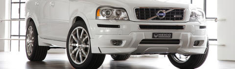 HEICO SPORTIV Volvo Tuning XC90 (275) Frontansicht, Banner