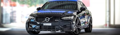 HEICO SPORTIV Volvo S60 (224) black front, banner (1)