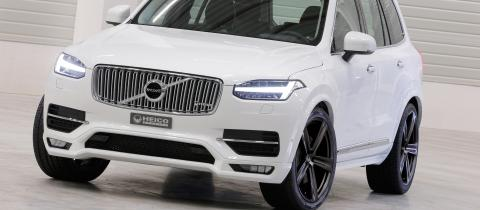 HEICO SPORTIV Volvo Tuning XC90 (256), white front scrubber (1)
