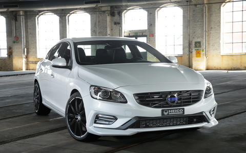 HEICO SPORTIV Volvo Tuning S60 R-Design (134) Front (1)