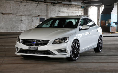 HEICO SPORTIV Volvo Tuning S60 R-Design (134) Front (2)
