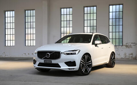 HEICO SPORTIV Volvo Tuning XC60 (246) Frontansicht 1, Classic Depot