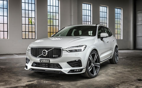 HEICO SPORTIV Volvo Tuning XC60 (246) Front (1)