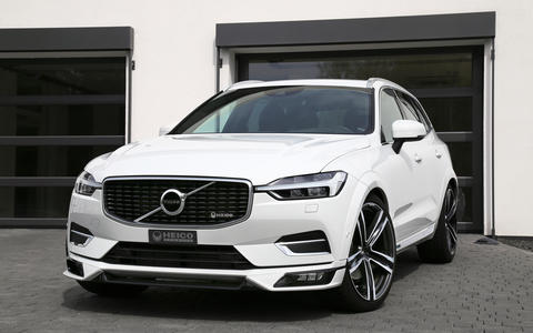 HEICO SPORTIV Volvo Tuning XC60 Inscription (246) Frontansicht 1