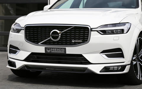 HEICO SPORTIV Volvo Tuning XC60 Inscription (246) Detailansicht Front 1