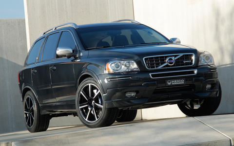 HEICO SPORTIV Volvo Tuning XC90 (275) Frontansicht (2)