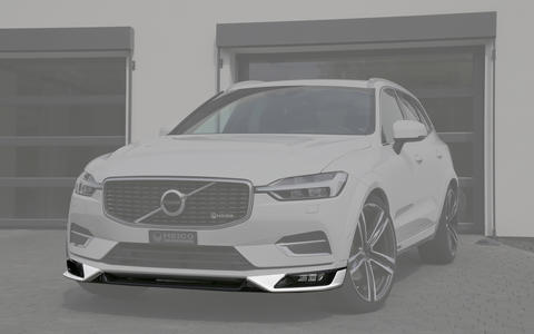 HEICO SPORTIV Volvo Tuning XC60 (246) Inscription, Frontspoiler 1