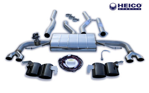 HEICO SPORTIV V60 (225) Sport exhaust system with flap control (1)