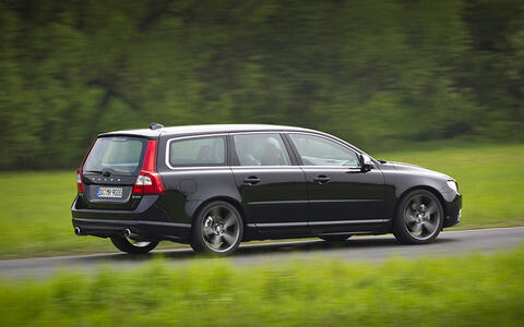 Volvo V70 Edition by HEICO SPORTIV, Drive rear (2)