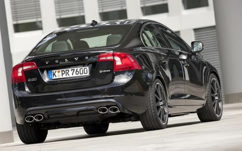 Volvo S60 Edition by HEICO SPORTIV, rear (1)