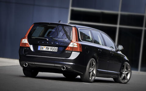 Volvo V70 Edition by HEICO SPORTIV, rear (1)